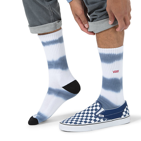 In The Clouds Crew Sock