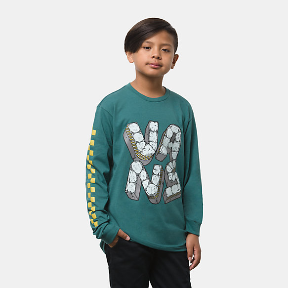 Boys Copacetic Long Sleeve T-Shirt