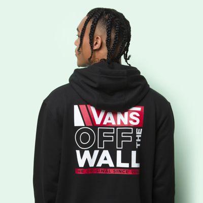 Vans Future Standard Pullover Hoodie (Black)