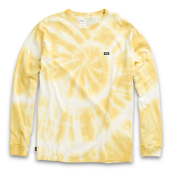 Off The Wall Classic Tie Dye Long Sleeve Tee