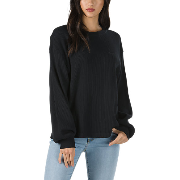 Lorraine Long Sleeve Thermal Top