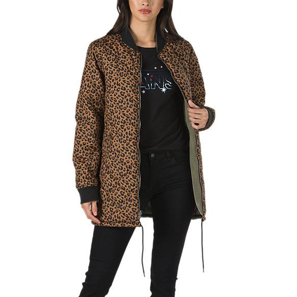 234e831a9 Boom Boom Reversible Long MTE Jacket