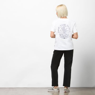 Desert Waves Boxy Tee by Vans