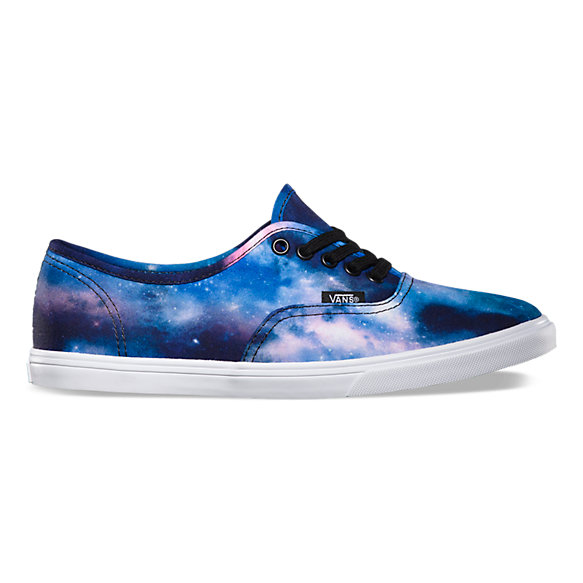 Authentic Shop At Vans Cosmic Galaxy Shoes Pro Lo Sq511RCIwp