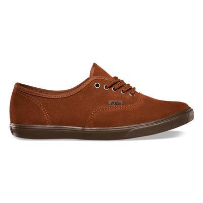 vans low pro leather