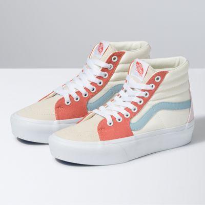 Twill Old Skool Platform | Shop Womens Shoes At Vans