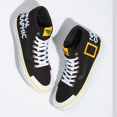 vans x shoes