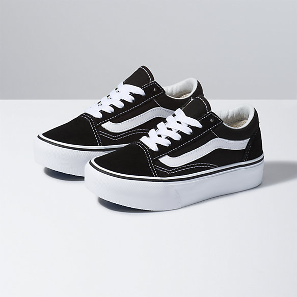 d698ef5da3d16e Kids Old Skool Platform | Shop At Vans