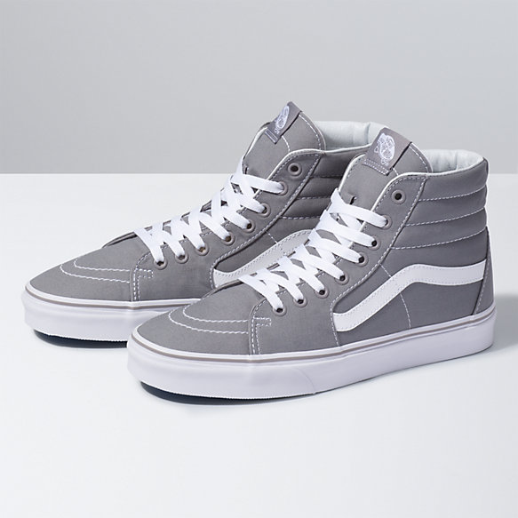 vans shoes black and gray