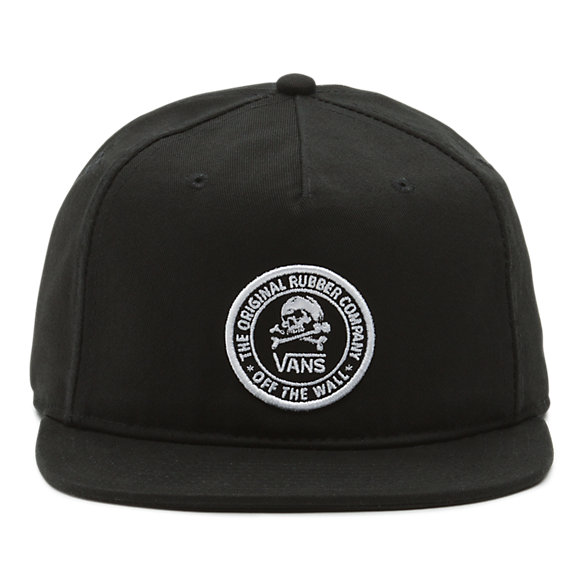 Skull Unstructured Hat