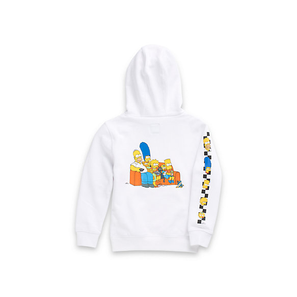 The Simpsons x Vans Little Kids Family Pullover Hoodie