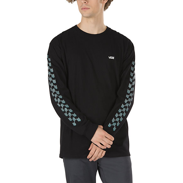 Mod Check Long Sleeve T-Shirt
