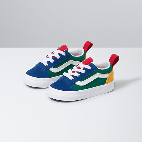 Vans Yacht Club: Toddler Vans Yacht Club Old Skool Elastic Lace