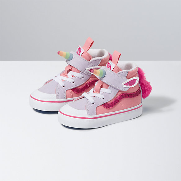 Toddler Unicorn Unicorn Sk8-Hi Reissue 138 V