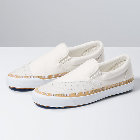 Sk8 Qtr Slip-On Overply