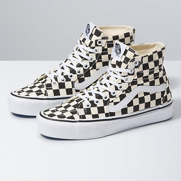 Checkerboard Sk8-Hi Tapered