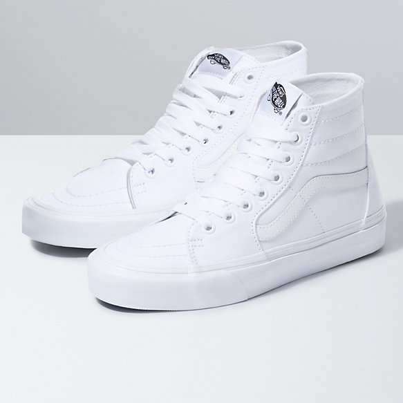Canvas Sk8-Hi Tapered