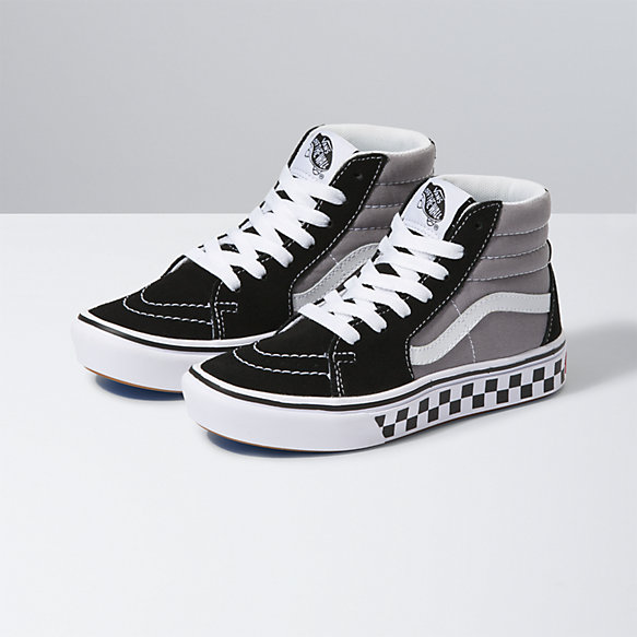 Kids Tape Mix ComfyCush Sk8-Hi