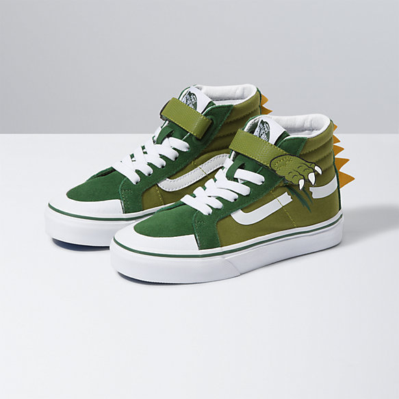 Kids Dino Do Sk8-Hi Reissue 138 V