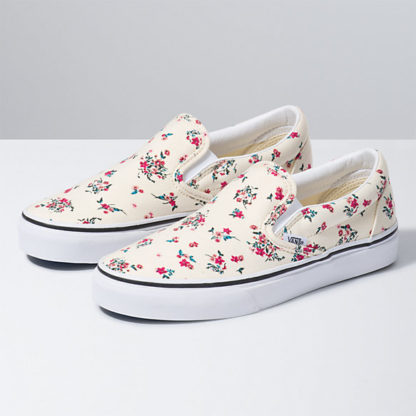 Ditsy Floral Classic Slip-On
