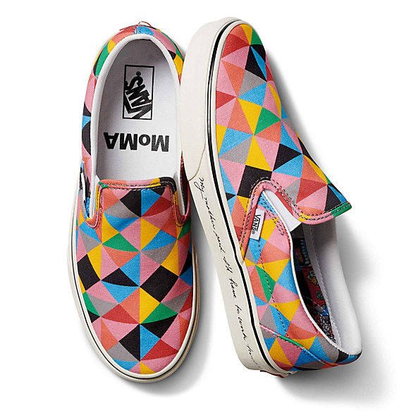 Vans MoMA Ringgold Classic Slip-On