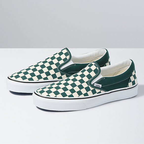 Checkerboard Classic Slip-On