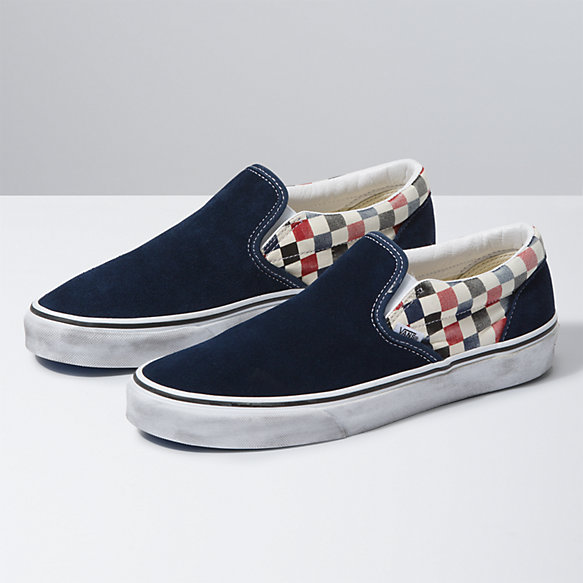 Washed Slip-On