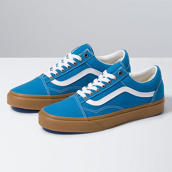 Chaussures Gum Old Skool | Navy | Vans