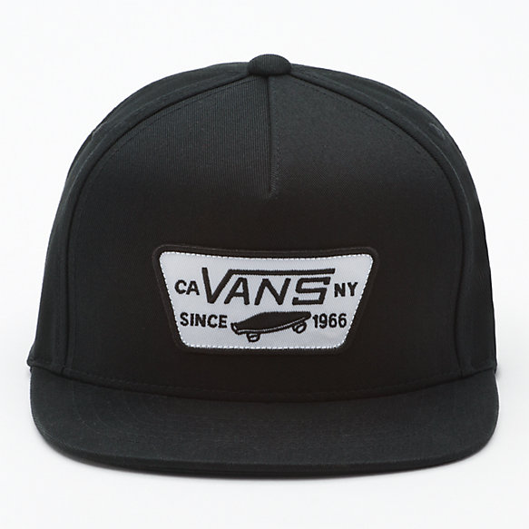 Boys Full Patch Snapback