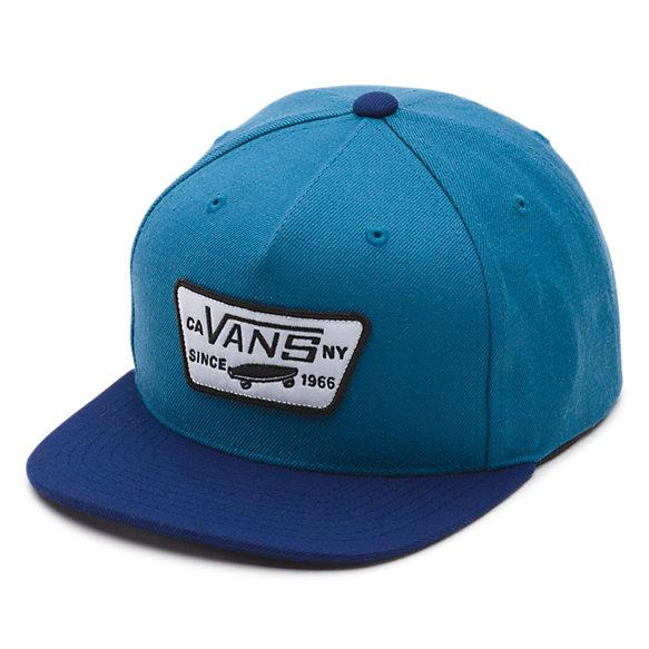 4926a8d252 Boys Full Patch Snapback Hat