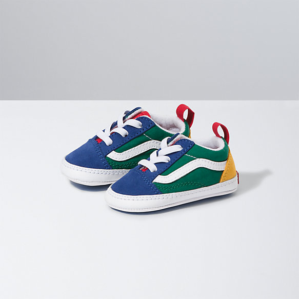 Infant Vans Yacht Club Old Skool Crib
