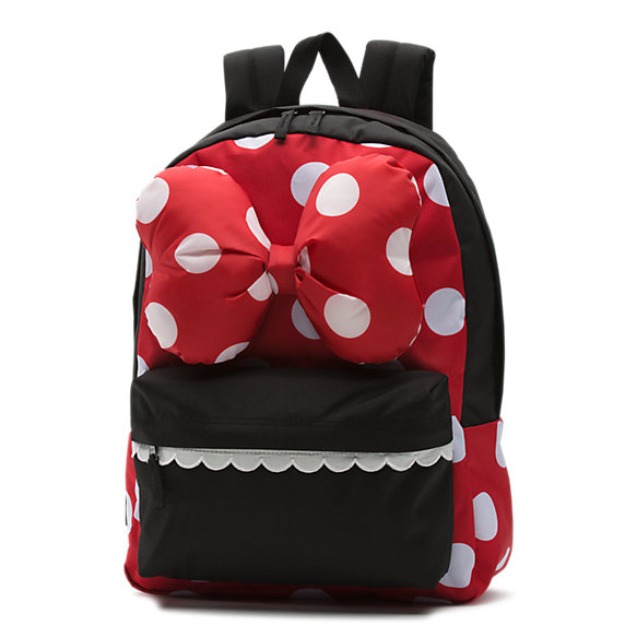 Disney x Vans Minnie Mouse Realm Backpack