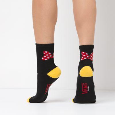 d94beecc74 Disney x Vans Minnie Mouse Bow Crew Sock