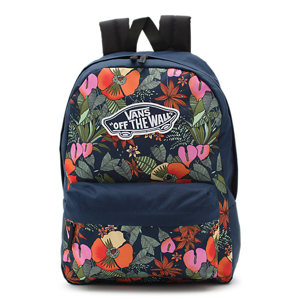 Realm Printed Backpack