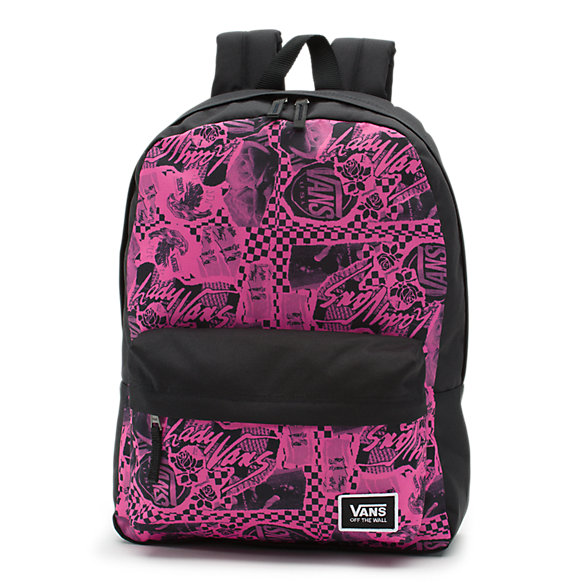 Lady Vans Realm Classic Backpack