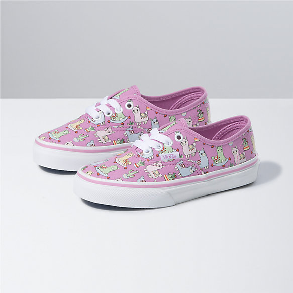 Kids Llamas Authentic