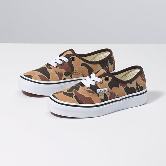 Kids Vintage Camo Authentic