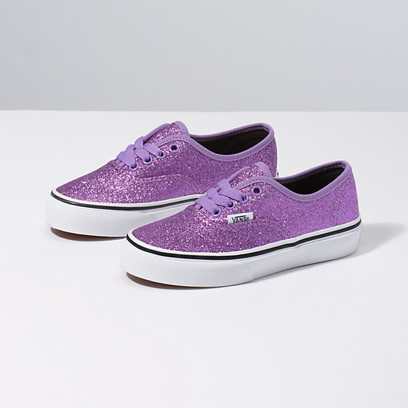 Glitter Authentic Handle på vans  Shop At Vans