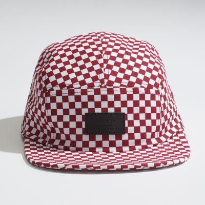Davis 5 Panel Camper Hat