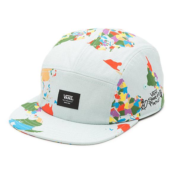 Save Our Planet X Vans Davis 5 Panel Hat