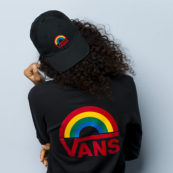 Make It Rainbow Long Sleeve Tee