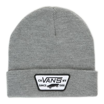 Vans Milford Beanie (Heather Grey)