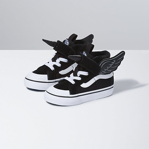 Toddler Flying Sk8-Hi Reissue 138 V