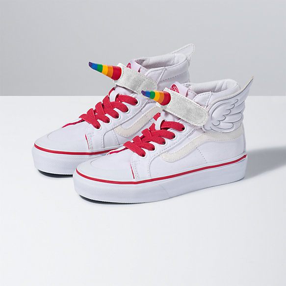 Kids Flying Sk8-Hi Reissue 138 V