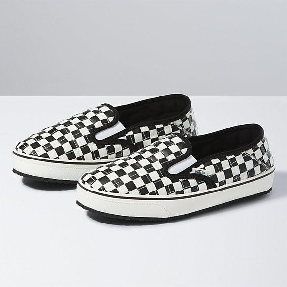 Checkerboard Slip-Er 2