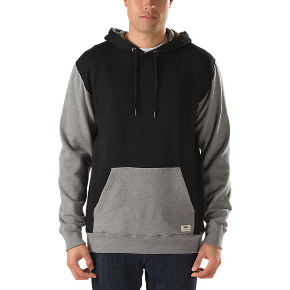 47464216a4b Core Basics Colorblock Pullover Hoodie