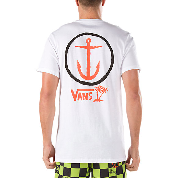 Vans x Captain Fin Anchor Tee