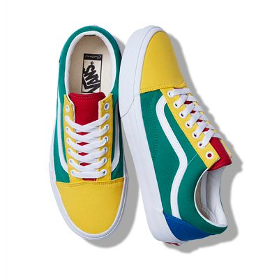 Vans Customs Yacht Club Revisited Old Skool (Customs)
