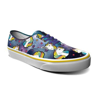 Vans Customs Galaxy Unicorns Authentic (Customs)