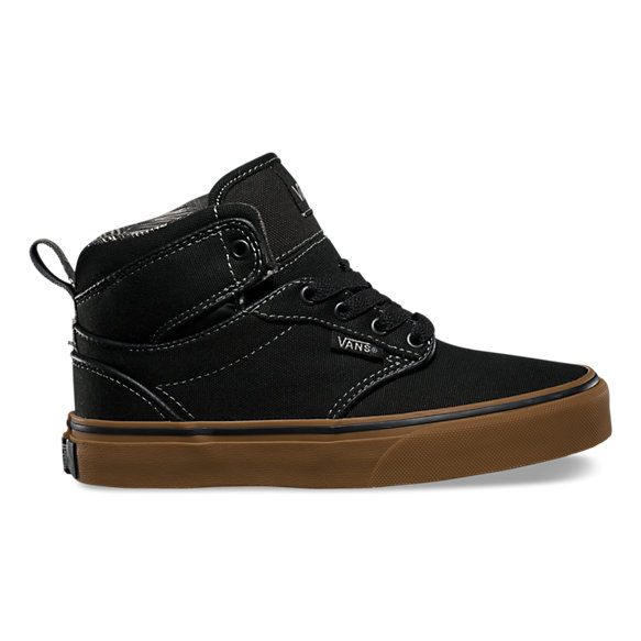 vans atwood black gum nz